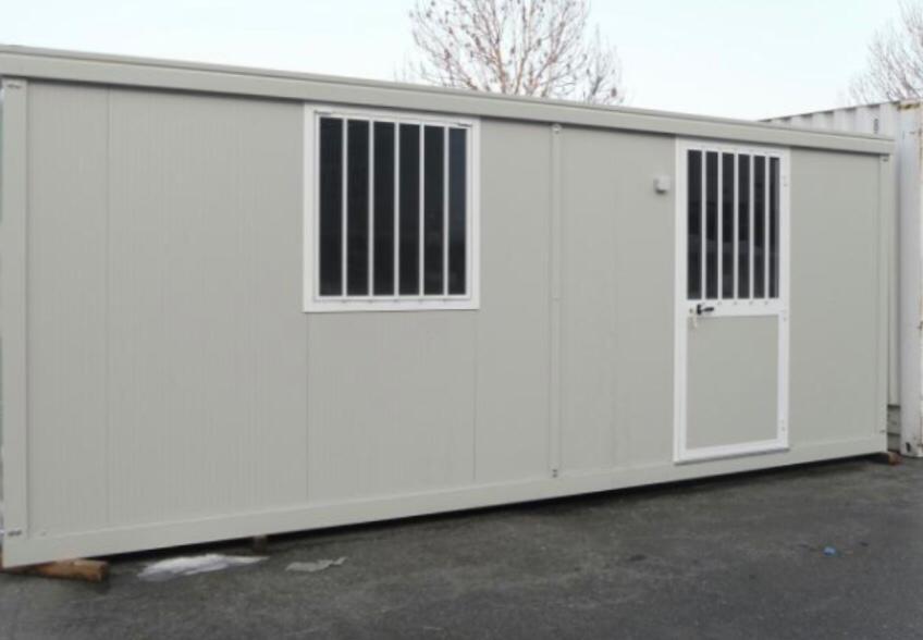 Noleggio Container uso ufficio cantieri - Marazzi Noleggio